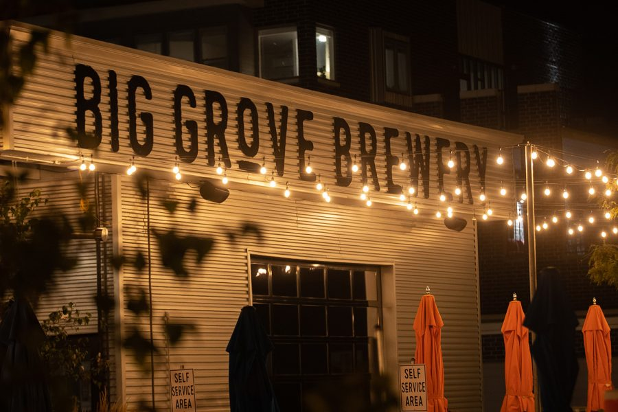 The+Big+Grove+Brewery+%26amp%3B+Taproom+in+Iowa+City%2C+Iowa+is+seen+on+Thursday%2C+Sept.+23%2C+2021.+%28Larry+Phan%2FThe+Daily+Iowan%29