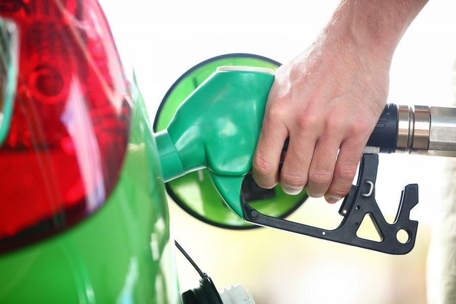 Gas+station+pump.+