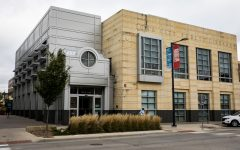 The Iowa City Public Library on Monday, Sept.20,.2021.