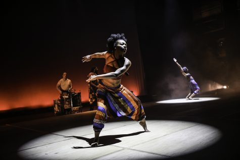 Step Afrika! dance troupe to perform at Hancher