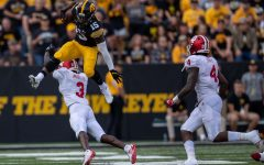 One-on-one with Iowa running back Tyler Goodson