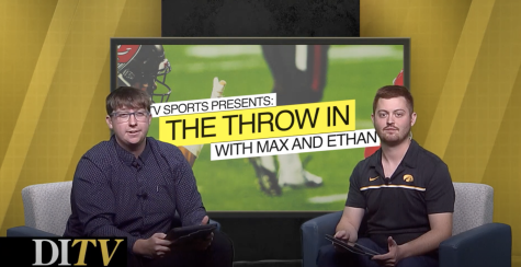 DITV Sports: The Throw In Episode 2