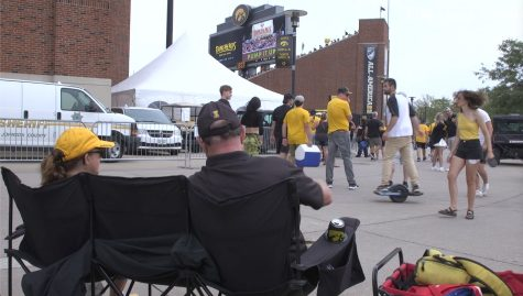 Film: News From Iowa City: Iowa vs Penn State