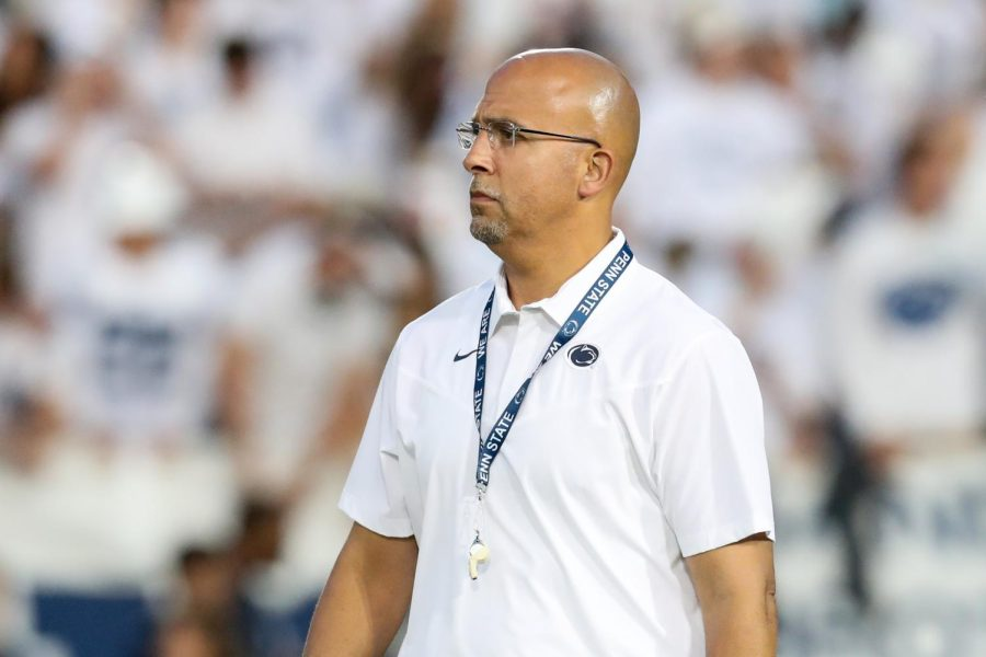 What Penn State head coach James Franklin had to say about Iowa before Saturdays top-five matchup