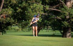Iowa women's golfer Klara Wildhaber battling driver problems
