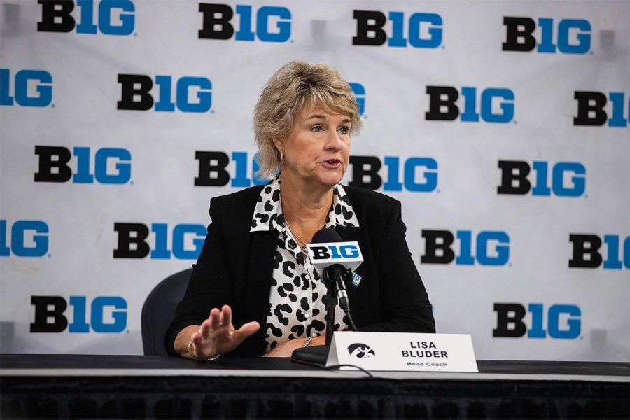 Iowa+women%E2%80%99s+basketball+looking+to+be+a+Big+Ten+contender
